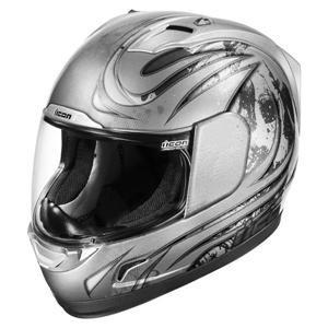 Motocross Helmet Head Rocket Man