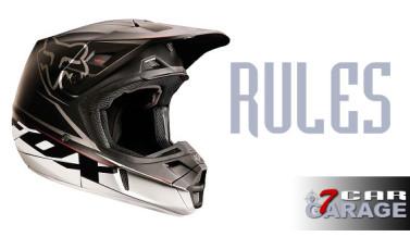 Motocross Helmets Save Lives