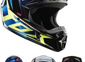 Achieve Optimal Comfort and Protection with the Fox Youth Radeon Helmet